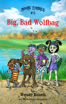 Moore Zombies: Big, Bad Wolfbag Book Cover