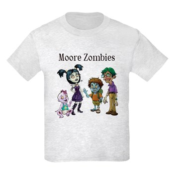 Great Goodies at the Moore Zombies Store