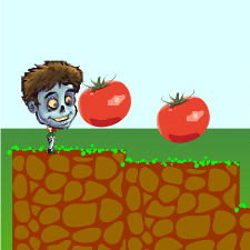 Tomato Collection Game